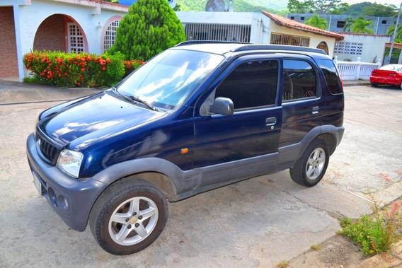 Toyota Terios 2007 Automatico