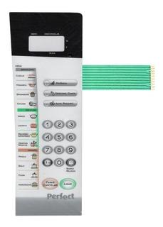 Membrana Teclado Microondas Panasonic Nns 56bh Nns 56
