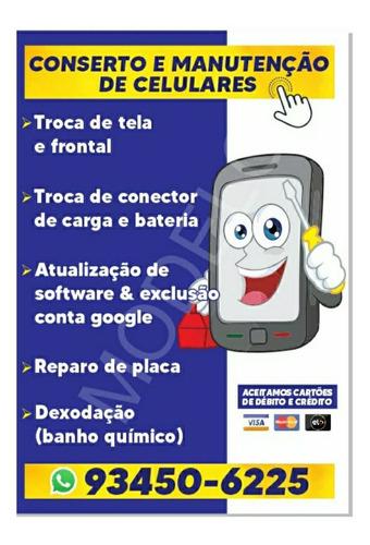 Conserto E Atualização De Software Smartphone