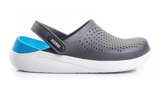 Zuecos Marca Kusei Estilo Literide Crocs Ojota Zapatos Mujer