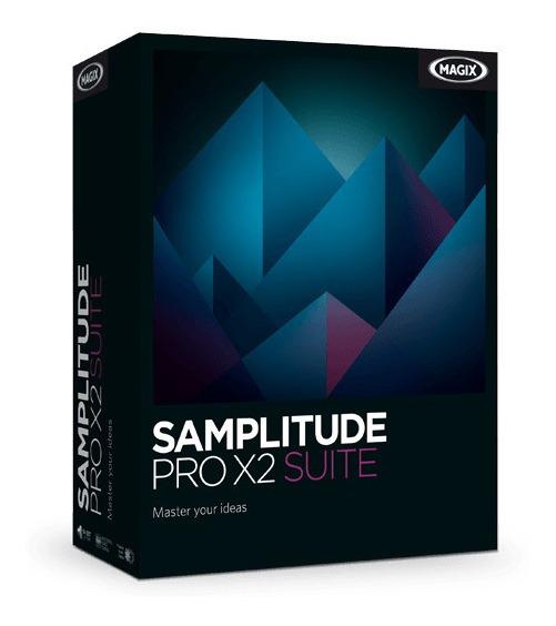 Samplitude Pro X2 Suite V13.2.0.205 (pronta Entrega)