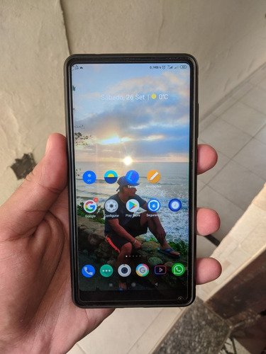 Xiaomi Mi Mix 2 64gb 6gb Ram Gamer Perfeito Estado