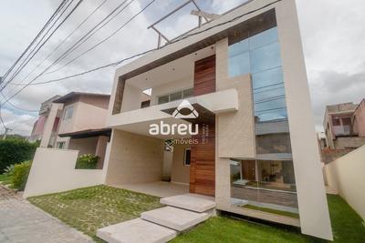Casa Em Condominio - Pitimbu - Ref: 7456 - V-819520