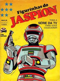 Álbum Digitalizado Jaspion E Changeman + 2 Álbuns A Escolher