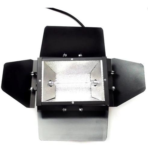 Imagem 1 de 1 de 4x Refletor Colortran - Com Lamp 500w Philips
