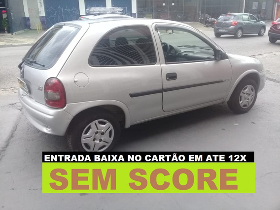 Chevrolet Corsa Wind Financiamento Com Score Baixo