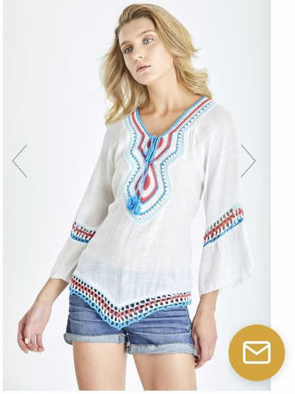 Camisa Verano Bohemio