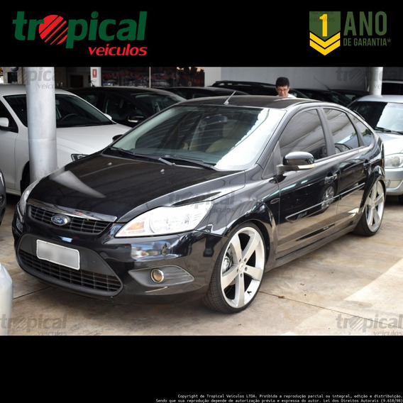 Ford Focus 2.0 Ghia Flex 5p