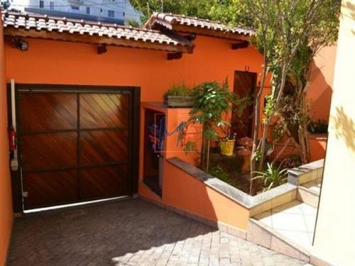 Imagem 1 de 6 de Ref 7037 - Linda Casa Assobradada Com 3 Dorms,7 Vgas V.munhoz Z.n. - 7037