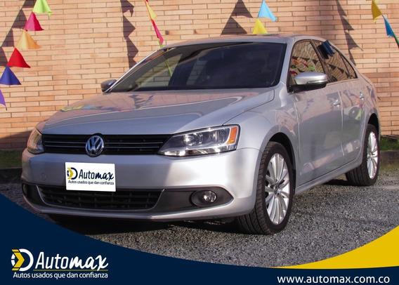 Volkswagen Nuevo Jetta Highline, At 2.5