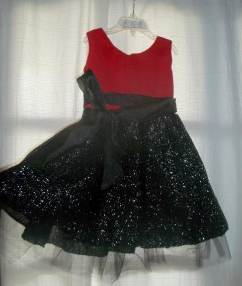 Vestido Fiesta Talle 4