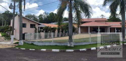 Imagem 1 de 30 de Casa À Venda Por R$ 1.300.000 - Condomínio Residencial Saint Claire - Boituva/sp - Ca0140