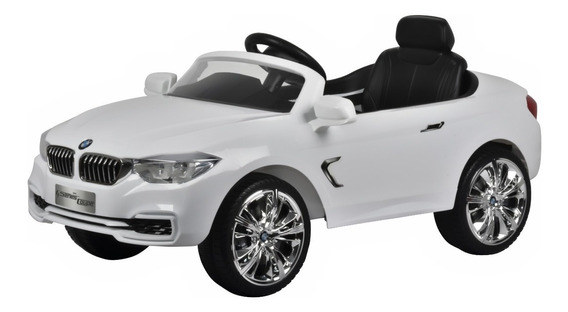 Auto A Bateria Bmw 4 Series Coupe Blanco Cl-szz1669r