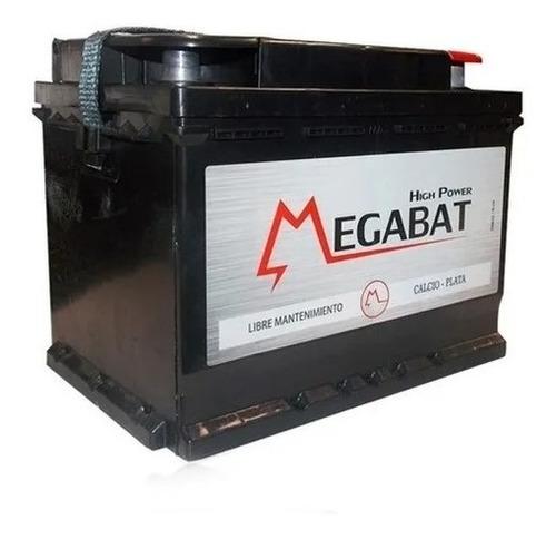 Imagen 1 de 1 de Bateria De Auto Megabat 12x75 Coloc.a Domicilio