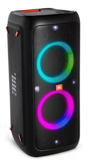 Caixa De Som Portatil Jbl Partybox 200 Com Usb Bluetooth