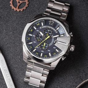 Relógio Masculino Diesel Prata Dz4465 Importado (promoção)