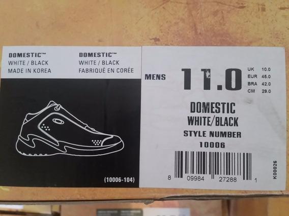 Oakley Domestic White/black Tenis Talla 11usa 9mx