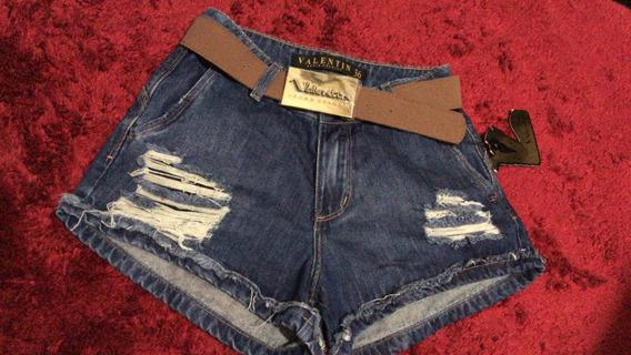 Short Jeans Valentim