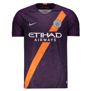 Camisa Nike Manchester City 3rd S/nº 2018/19