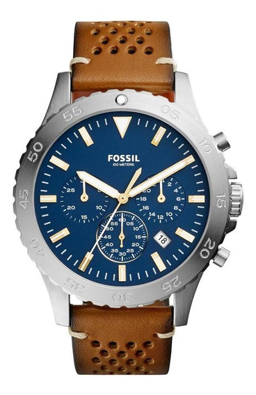 Relógio Fossil Masculino Crewmaster - Ch3077/0an