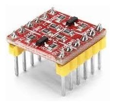 Kit 5 Conversor De Nível Lógico 3,3-5v Bidirecional Arduino