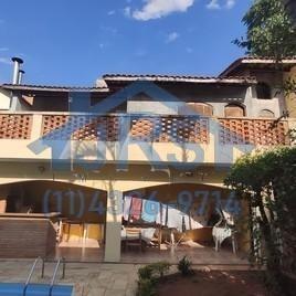 Imagem 1 de 30 de Condomínio Nova Higienópolis Sobrado Com 4 Dormitórios À Venda, 480 M² Por R$ 1.650.000 - Jardim Do Golf I - Jandira/sp - So1678