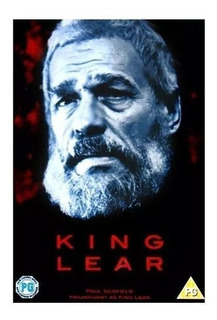 Rey Lear ( King Lear) Coleccion Completa (6 Dvds)