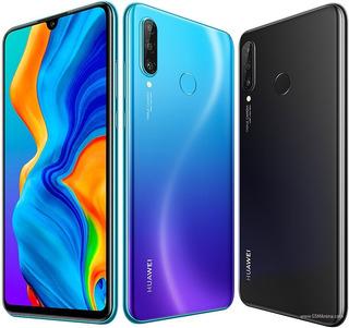 Celular Huawei P30 Lite 128gb 4gb Cámara Triple + Vidrio 5d
