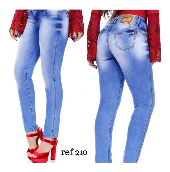 Calça Jeans Feminina Zigma Skinny Preço Especial 6 Modelos