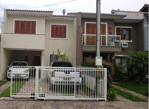 Casa Em Aberta Dos Morros Com 3 Dormitórios - Pj3141