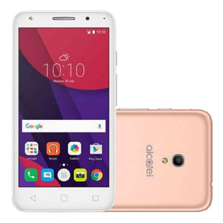 Alcatel Pixi4 5045j 8gb 1gb Ram 8mp Rosa Vitrine 2
