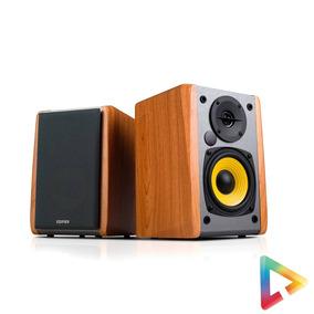 Monitor Referencia Edifier R1010bt Madeira - Hl Infomusic