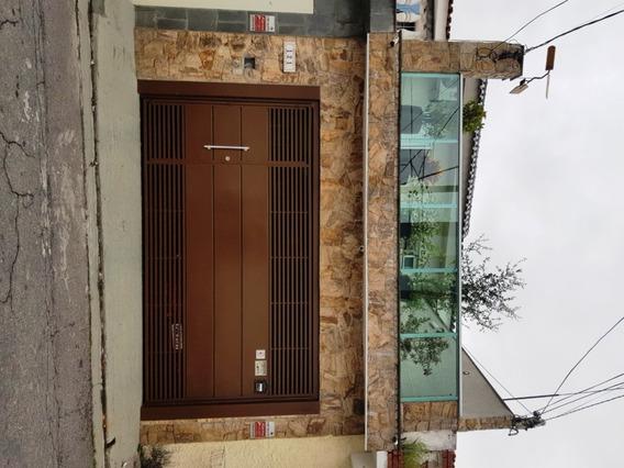 Vl.sônia Sobrado 170m2 3 Dorm 1 Suítes C/ Closet 3 Banheiros