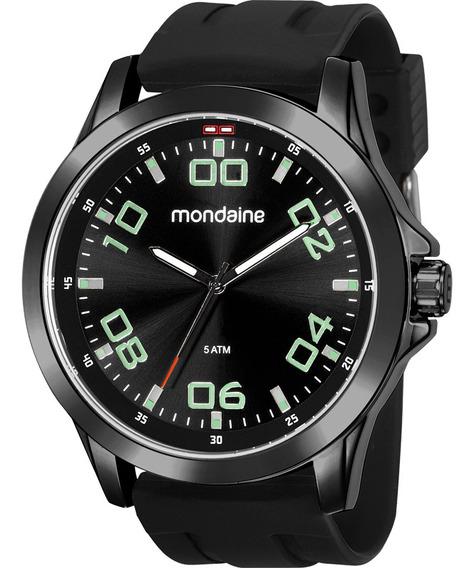 Relógio Masculino Mondaine Original Garantia Barato Com Nota