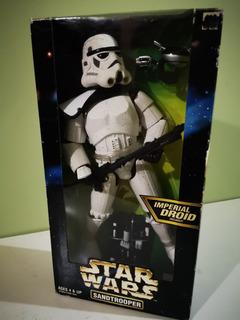 Figuras Star Wars Sandtrooper 12 Pulgadas