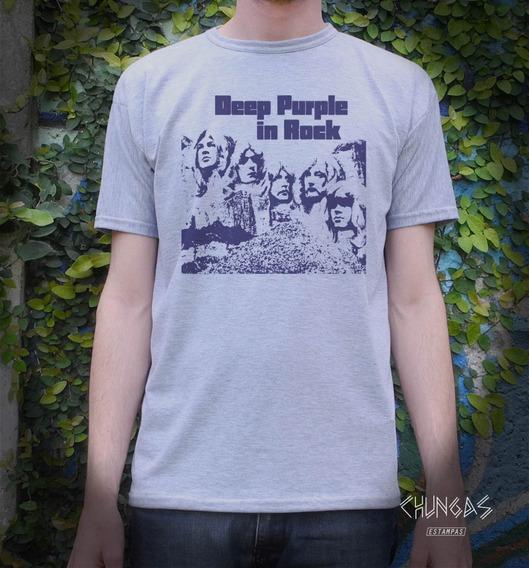 Remera Deep Purple / In Rock / Chungas