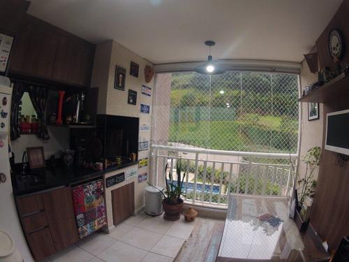Ref: 4401 Apartamento Para Venda No Reserva Alphasítio Em Al - 4401
