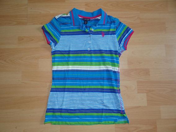 Blusa Polo Assn Colores Talla S