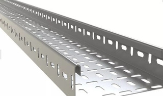 Tramo Bandeja Perforada Porta Cable 300x7x 3000mm Prodem - Stg