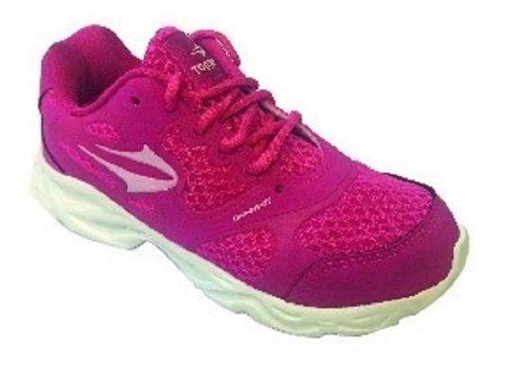 Zapatillas De Running Topper Volt Kids Niñas