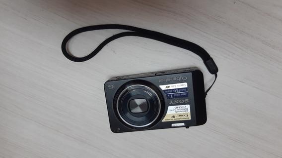 Câmera Sony - Cyber-short Dsc-wx10