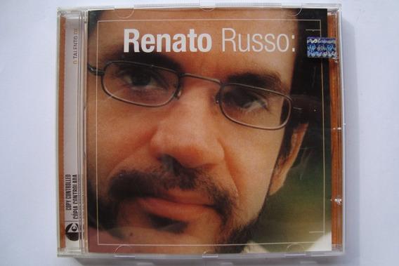 Cd O Talento De Renato Russo - 2004