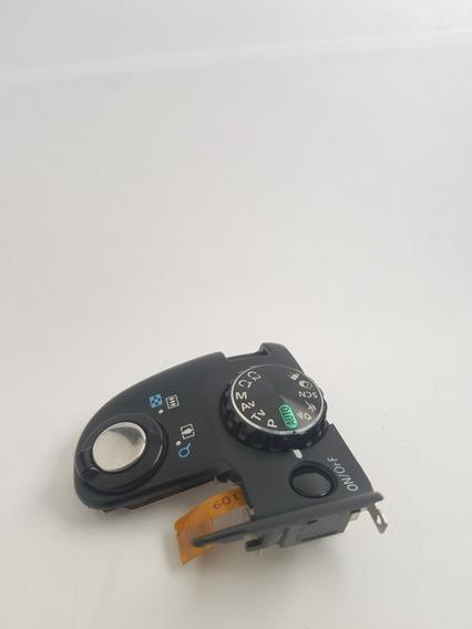 Placa Power Completa Da Camera Canon Sx50hs