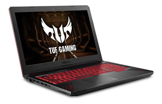 Notebook Asus Tuf Gaming Fx504gd 8gb Ssd 256gb Gtx1050 4gb