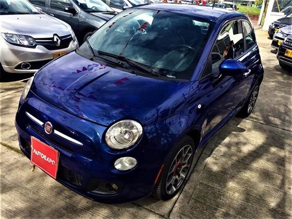 Fiat 500 Sport Sec 1,4 Gasolina
