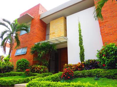 Casa Campestre En Condominio - Pance Ciudad Jardín Sur Cali