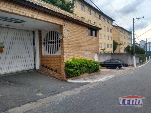 Imagem 1 de 11 de Apartamento Com 2 Dormitórios À Venda, 45 M² Por R$ 75.000,00 - Jardim Marilu - São Paulo/sp - Ap0725