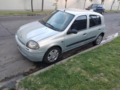 Renault Clio 1.9 Full 2001 Financio (aty Automotores)
