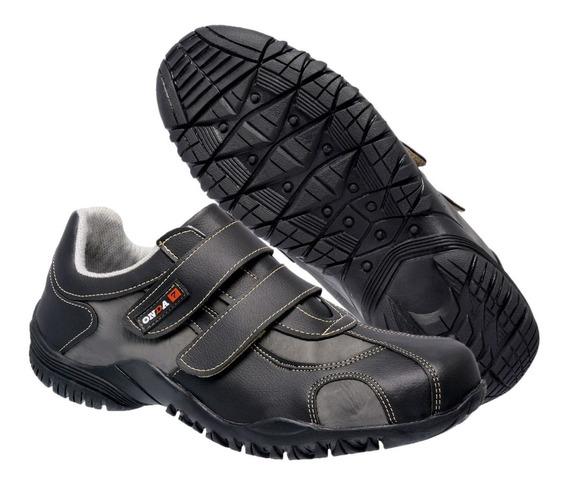Sapatênis De Velcro Moderno E Confortável Oferta Promoção