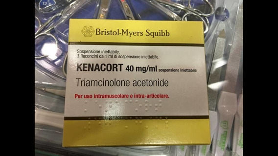 Kenacort Ampollas 40mg/ml